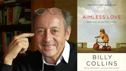 Billy Collins Photo and Book 07212014.jpg